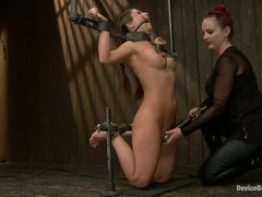 Bdsm Sex Video Showing Serena Blera And Mz. Berlin