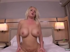 Sexy Mature Lady Gets Her Ass Fucked