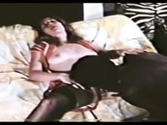 An Amazing Whore That Has Interracial Fun