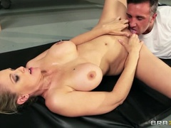 Great Porn Sex Video With Group Julia Ann And Keiran Lee