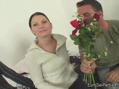 Euro Sex Video Featuring Pistol Martin Și Belicia