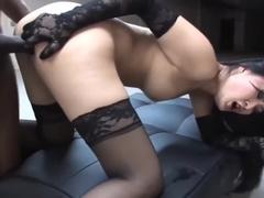 Seductive Oriental Woman