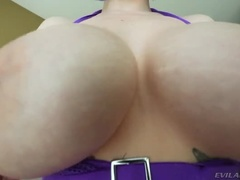 Charming Busty Teen, Harlot, Love Affair, Acting In A Wonderful Scene