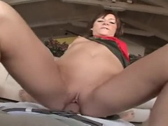 Seductive Young Harlot Sierra Hay Gets Her Ass Fucked Very Hard